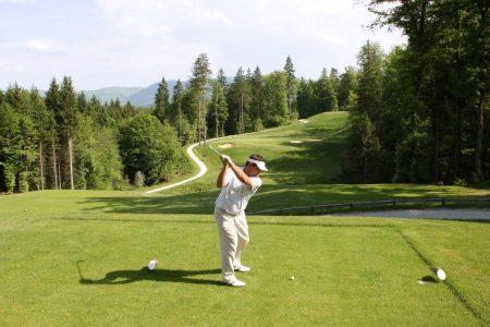 Golf 18 Holes 5 Stars